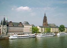 What to Do in Frankfurt Germany | frankfurt germany standing at 8 is frankfurt am main also known as ...