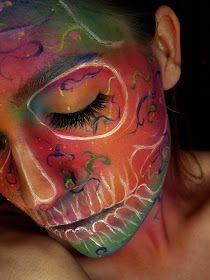 http://red-mylips.blogspot.com/2017/05/blooming-skull-faceart-z-czaszka.html