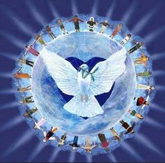 Peace Meditation - Peytrah Fischer - Litios Light Crystals Inhale the energy of peace from the Holy Spirit. It is the divine dove of peace that brings you this peace. It is descending powerfully. The wings of the Holy Spirit are powerful, and so is the dove of peace within.