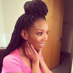 Brandy marley twists braids   thirstyroots.com: Black Hairstyles ...