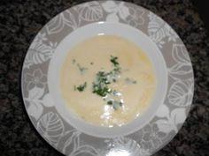 Receita de Sopa creme de palmito - Tudo Gostoso