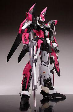 "MG Delta Plus Decade ""Operation Time Crisis"" Painted Build - Gundam Kits Collection Gundam Toys, Gundam 00, Gundam Wing, Battle Robots, Gundam Astray, Gundam Wallpapers, Gundam Custom Build, Frame Arms, Gunpla Custom"