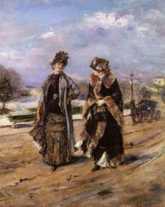 Eduardo Leon Garrido (Madrid, 1856 – Caen, 1949) foi um pintor espanhol