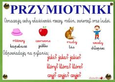 przymiotniki1 Killer Abs, Eyebrow Pencil, English Vocabulary, Learn English, Homeschool, Classroom, Education, Learning, Life