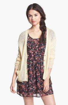 #Nordstrom                #love                     #Love #Design #Open #Knit #Back #Cardigan #(Juniors) #Nordstrom               Love By Design Open Knit Tie Back Cardigan (Juniors)   Nordstrom                                        http://www.seapai.com/product.aspx?PID=180250