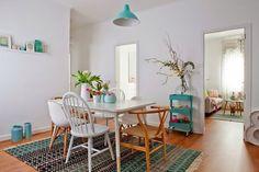 """DECORACIÓN DE INTERIORES: """"Cómo decorar un piso de alquiler"""", ¡salimos en la revista MICASA! (via Bloglovin.com )"""