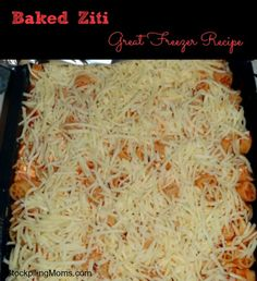 One of my favorite Freezer Cooking recipes!