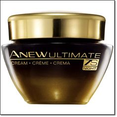 My customer just placed an order for this highly acclaimed product!   AGE 50+ Anew Ultimate 7S Night Cream 1.7 oz. net wt. Item#: 158-939 Price: $34.00 $19.99 save $14.00  www.youravon.com/cswaker