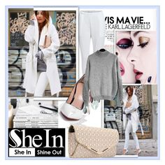 """""""SheIn #10"""" by damira-dlxv ❤ liked on Polyvore"""