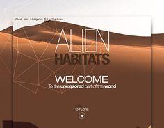 "Check out new work on my @Behance portfolio: ""Alien habitats 2 Concept."" http://be.net/gallery/47152633/Alien-habitats-2-Concept"