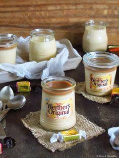 Coco e Baunilha: Iogurte de caramelo Werther's Original