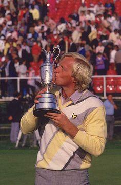 Greg Norman, 1986 British