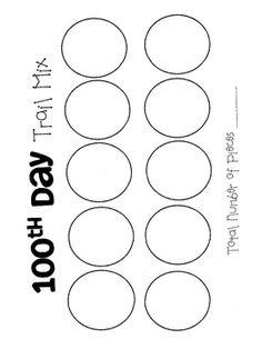 1000 Images About 100th Day Of School Ideas On Pinterest