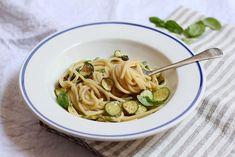 Spaghetti alla Nerano (Spaghetti With Zucchini) | 25 Brilliant Ways To Make Spaghetti For Dinner