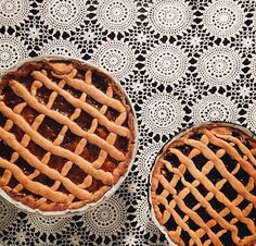 Living in Italy: Its important to always have something homemade on hand for pop-ins and today Jason restocked with classic crostata! Gaggi will be happy!