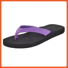 Rainbow Sandals Women's Bella Sandals, Purple, 9 - Sandals for women (*Amazon Partner-Link)