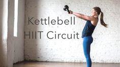 7 calorie torching kettlebell moves {kettlebell hiit circuit}