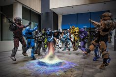 Become a member of the Halo community. Halo Cosplay, Best Cosplay, Halo Armor, Halo Spartan, Red Vs Blue, Cosplay Tutorial, Tabletop Games, Transformers, Cosplay Costumes