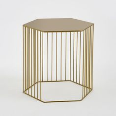 Image Topim Metal Wire Bedside Table La Redoute Interieurs