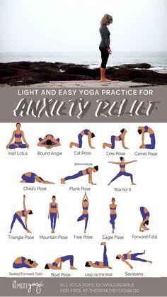 Yoga Chart, Yoga Poses Chart, Easy Yoga Poses, Beginner Yoga Workout, Hatha Yoga For Beginners, Sup Yoga, Bikram Yoga, Relaxing Yoga, Yoga Moves
