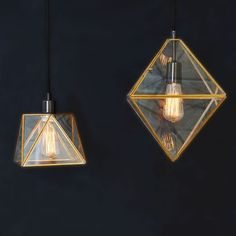 Prism Pendants | west elm