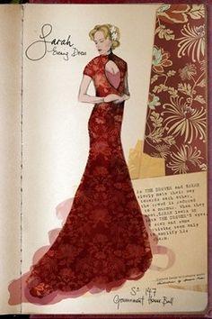 Catherine Martin - costume design for Australia