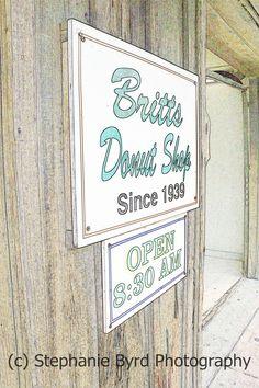 Britts - Carolina Beach Pictorialization