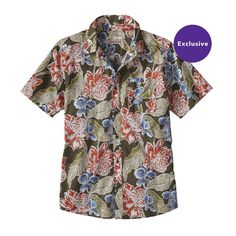 The Patagonia Men's Classic Pataloha® Shirt. Size XL, any pattern!
