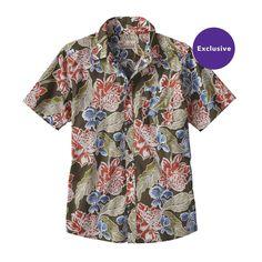 The Patagonia Men's Classic Pataloha® Shirt. Size XL, any pattern!