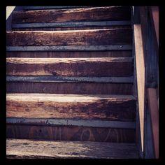 Sleeper staircase - @sibellacourt