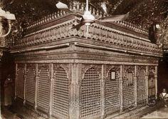 Historical photos of the shrine of MAULA a.s