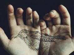 En fågel i handen...