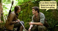 more hunger games pick up lines