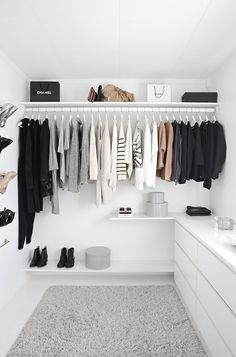 How to upgrade your closet without breaking the bank.