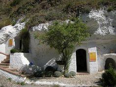 Cuevas del Sacromonte Granada Andalucía