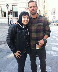 #momentsofpaulwalker with Fans