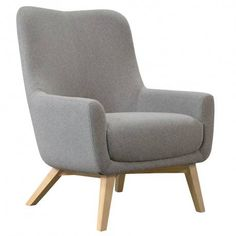 Light Grey George Chair