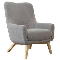 Light Grey George Chair