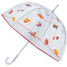 Big Fish Umbrella ($28) ❤ liked on Polyvore featuring accessories, umbrellas, umbrella, fillers, misc and fish umbrella