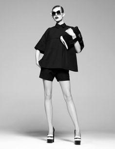 cool Madame Figaro Japão | Editorial de Moda Março 2013 | Ola Rudnicka