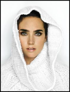 Jennifer Connelly- <3 big brows