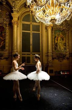Dancers at the Opéra Garnier, #Paris