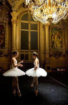 Dancers at the Opéra Garnier, #Paris