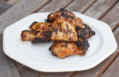 Grilled Chipotle Chicken Breasts  -  citrus, spicy.  healthy, from spark people.      lj