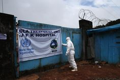 An American freelance cameraman working for NBC News in Liberia has tested positive for Ebola and will be flown back to the United States for treatment. [I hope nobody screwed this up as Texas did. C'mom folks? And you want secede from the US? Good luck with that!]