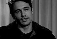 James Franco's smile seriously melts me.