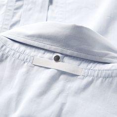 OAMC Woven Ring Shirt (Light Blue)