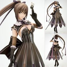 amazing anime figures | Shining Hearts Maxima PVC Anime Figure 1/8 scale,KOTOBUKIYA CRAFT, UK ...