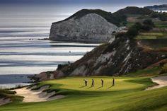 Golf at Bulgaria golf course