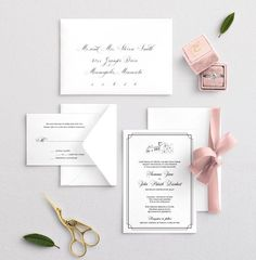 Custom Venue Sketch Wedding Invitation Set - Pen Art Work - With border - Traditional Classic Military Invite Catholic Marriage Ceremony Invitations Letterpress Invitations, Wedding Invitation Samples, Custom Wedding Invitations, Catholic Marriage, Custom Fonts, Pen Art, Card Envelopes, Response Cards
